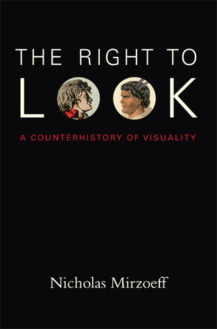The Right to Look: A Counterhistory of Visuality  by  Nicholas Mirzoeff