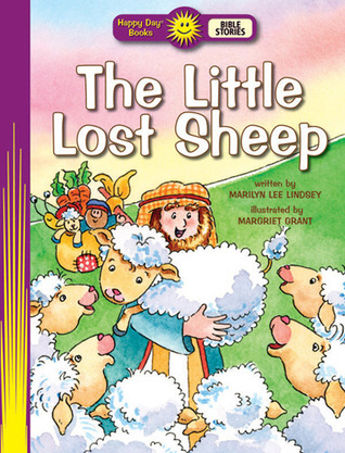 Little Lost Sheep  by  Marilyn Lee Lindsey