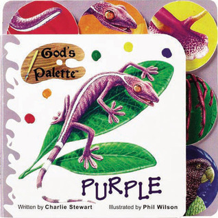 Gods Palette™ Purple  by  Charlie Stewart