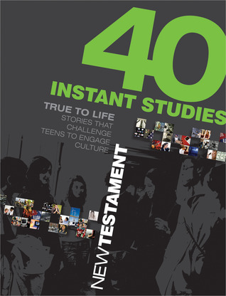 40 Instant Studies: New Testament Standard Publishing
