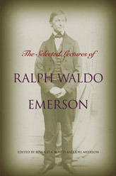 The Selected Lectures of Ralph Waldo Emerson  by  Ralph Waldo Emerson