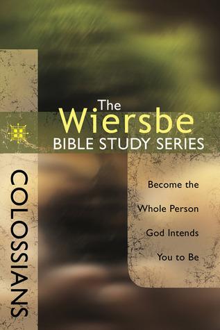 Colossians Warren W. Wiersbe