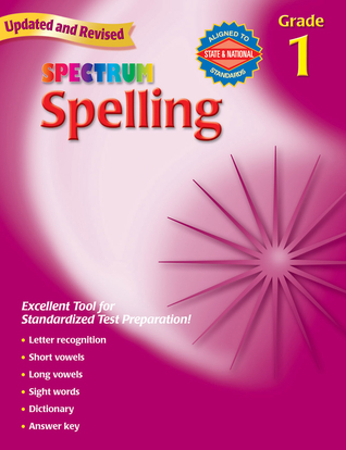 Spelling, Grade 1 School Specialty Publishing
