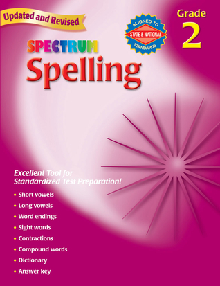 Spectrum Spelling  by  School Specialty Publishing