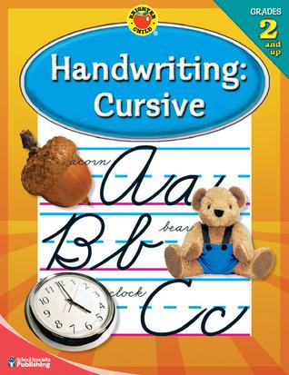 Brighter Child Handwriting: Cursive (Brighter Child Workbooks) School Specialty Publishing