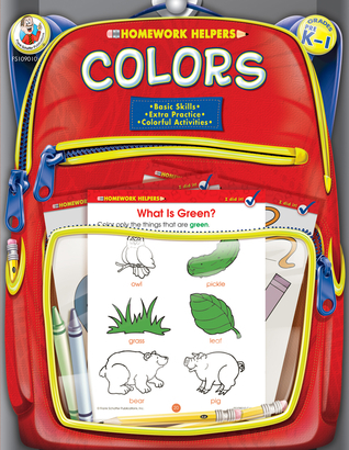 Colors, Grades PK - 1  by  Frank Schaffer Publications
