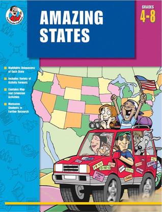 Amazing States, Grades 4 - 8 Margaret Burda