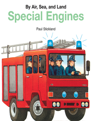 Special Engines  by  Paul Stickland