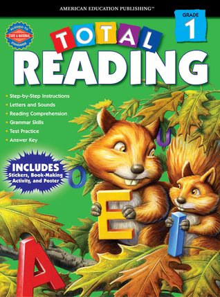Total Reading, Grade 1  by  American Education Publishing