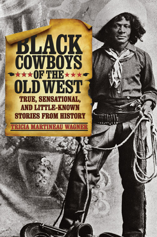 Black Cowboys of the Old West: True, Sensational, and Little-Known Stories from History  by  Tricia Martineau Wagner