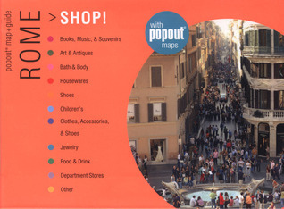 Rome Shop!: Great Shopping Wherever You Are  by  Gaby Rootstein