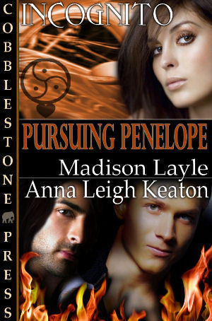 Pursuing Penelope (Incognito, #9) Madison Layle