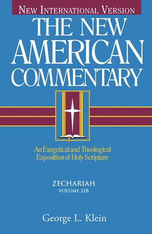Zechariah George L. Klein