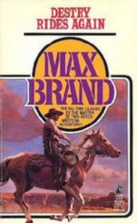 Outlaws All [With Earbuds]  by  Max Brand