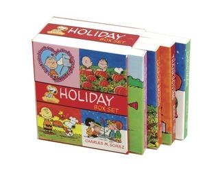 Peanuts Holiday Box Set Charles M. Schulz