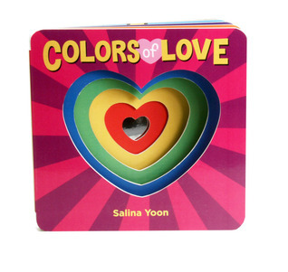 Colors of Love  by  Salina Yoon