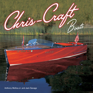Chris-Craft Boats  by  Anthony Mollica Jr.