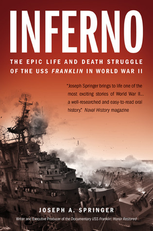 Inferno: The Epic Life and Death Struggle of the USS Franklin in World War II Joseph A. Springer