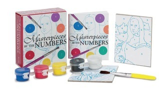 Masterpieces By Numbers Thomas Campbell