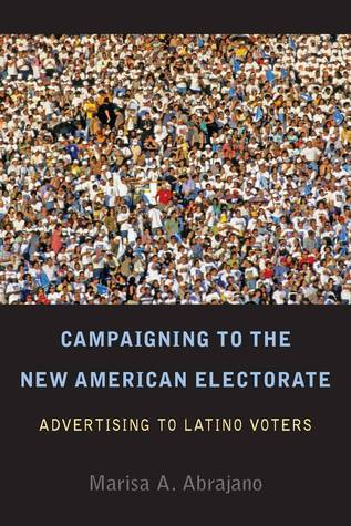 White Backlash: Immigration, Race, and American Politics Marisa Abrajano