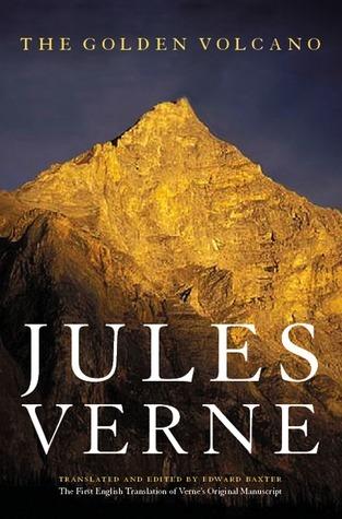 The Golden Volcano Jules Verne