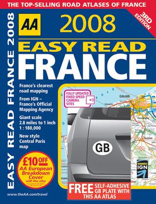 AA 2008 Easy Read France A.A. Publishing