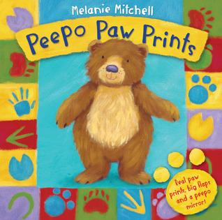Peepo Paw Prints Melanie Mitchell