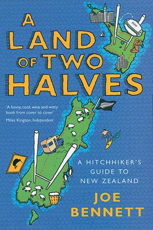 A Land of Two Halves  by  Joe   Bennett