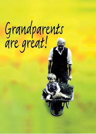 Grandparents are Great!  by  Lion Hudson UK