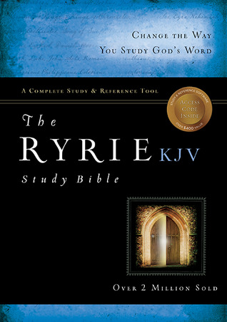 Holy Bible: The Ryrie KJV Study Bible  by  Anonymous