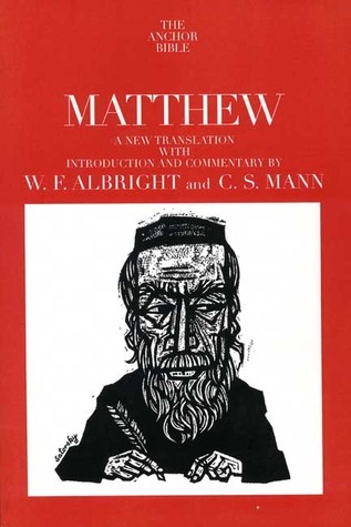 Matthew  by  William Foxwell Albright