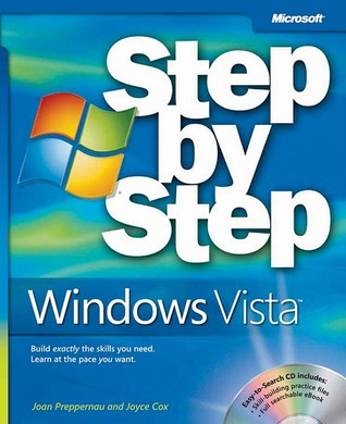 Windows Vista� Step  by  Step by Joan Lambert
