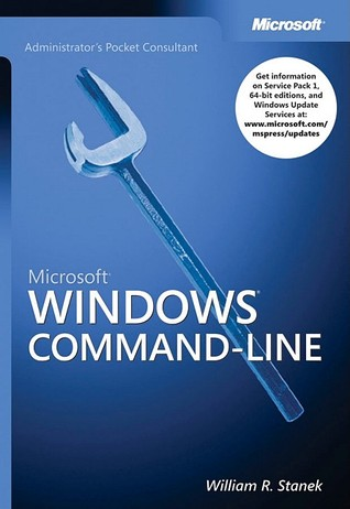 Windows 7 Administrators Pocket Consultant  by  William R. Stanek