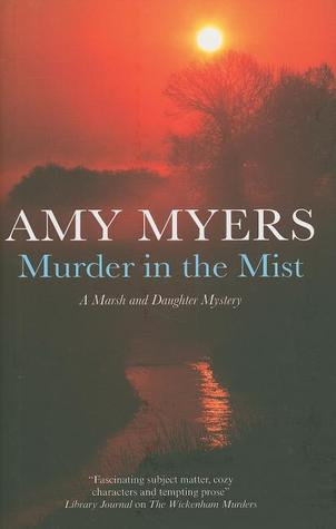 Murder in the Mist Amy Myers