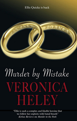 Murder  by  Mistake (Ellie Quicke, #11) by Veronica Heley