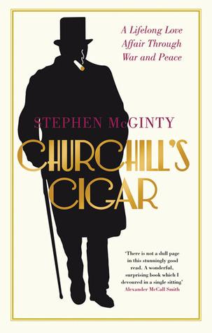 Churchills Cigar Stephen McGinty