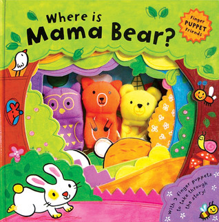 Where Is Mama Bear? Luana Rinaldo