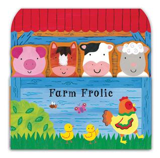 Farm Frolic  by  Rachel Fuller