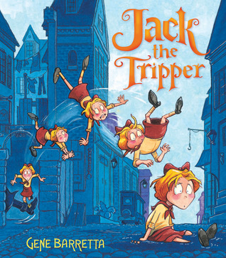 Jack the Tripper  by  Gene Barretta