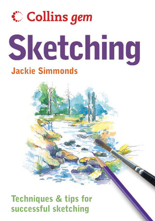 Sketching Jackie Simmonds