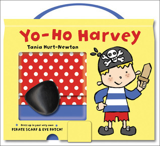 Yo-Ho Harvey Tania Hurt-Newton