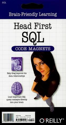 Head First SQL Code Magnet Kit OReilly Media, Inc