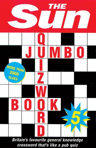 The Sun Jumbo Quizword Book 5 The Sun