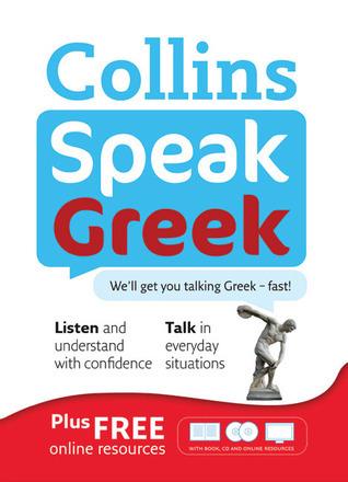 Collins Speak Greek Collins Publishers