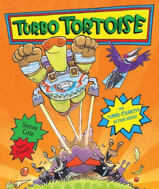 Turbo Tortoise Stephen Cole