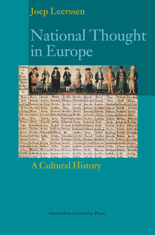 National Thought in Europe: A Cultural History  by  Joep Leerssen