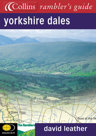 Collins Ramblers Guide - Yorkshire Dales David Leather