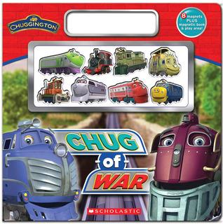 Chug-of-War!  by  Scholastic Inc.
