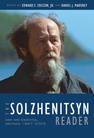 Solzhenitsyn the Moral Vision Edward E. Ericson Jr.