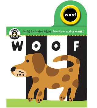 Begin Smart™ Woof Begin Smart Books